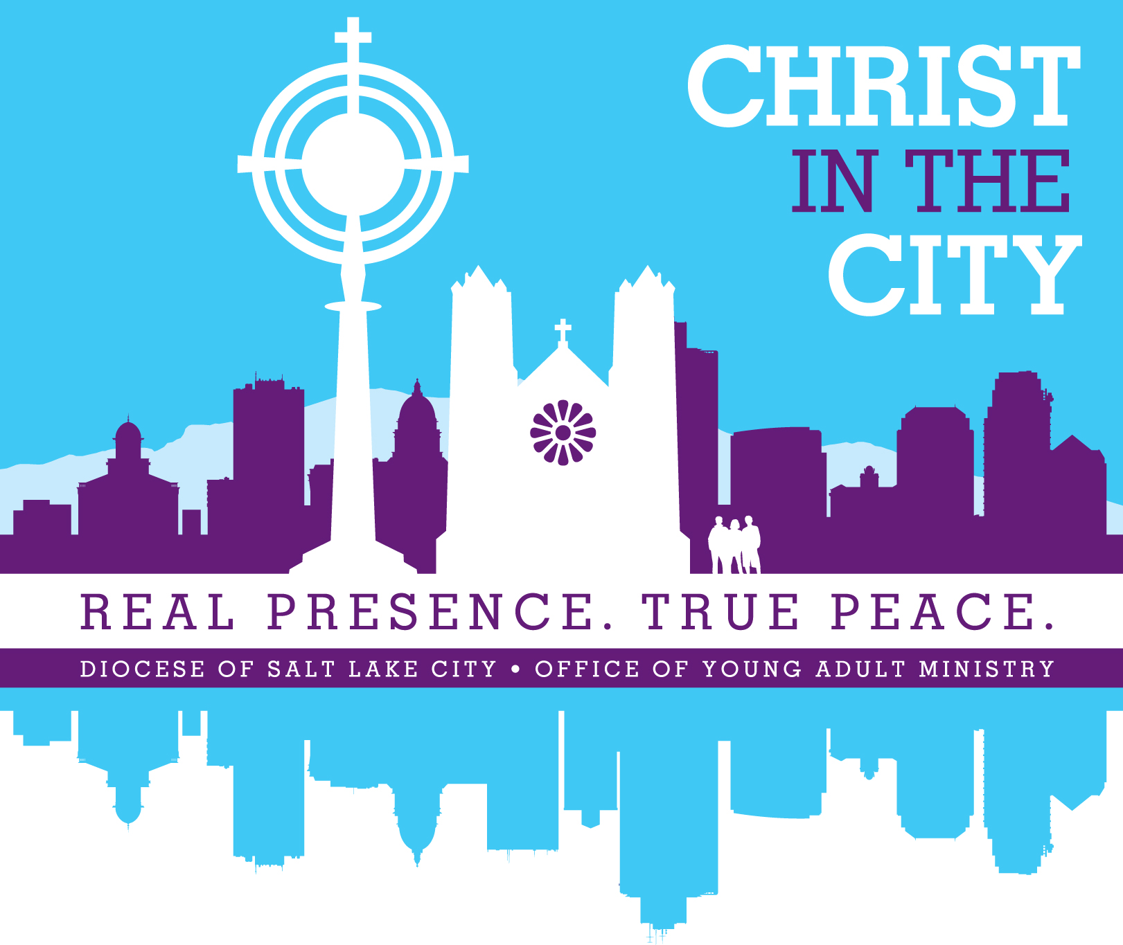 Christ in the City - english