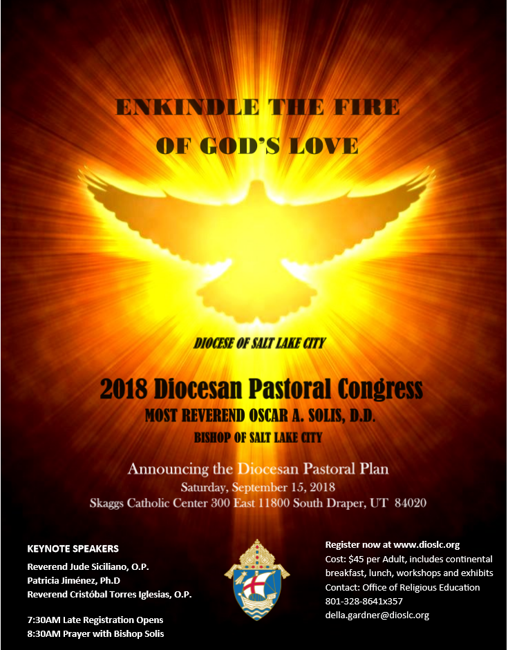 Pastoral Congress English