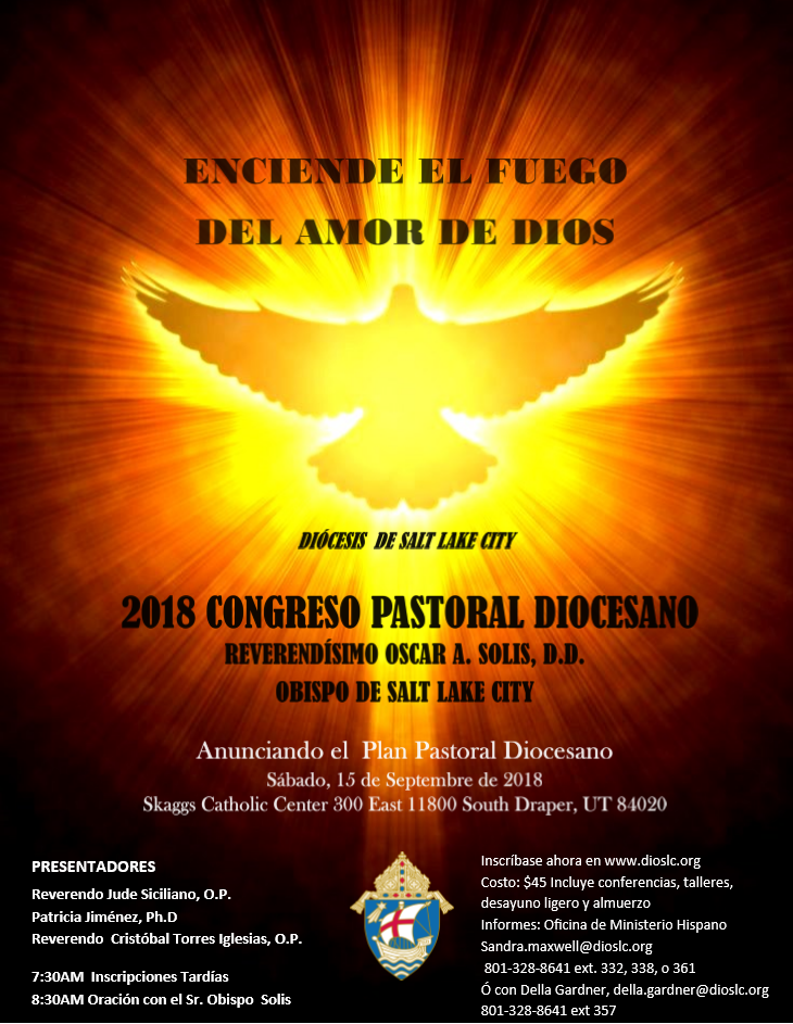 Pastoral Congress Spanish