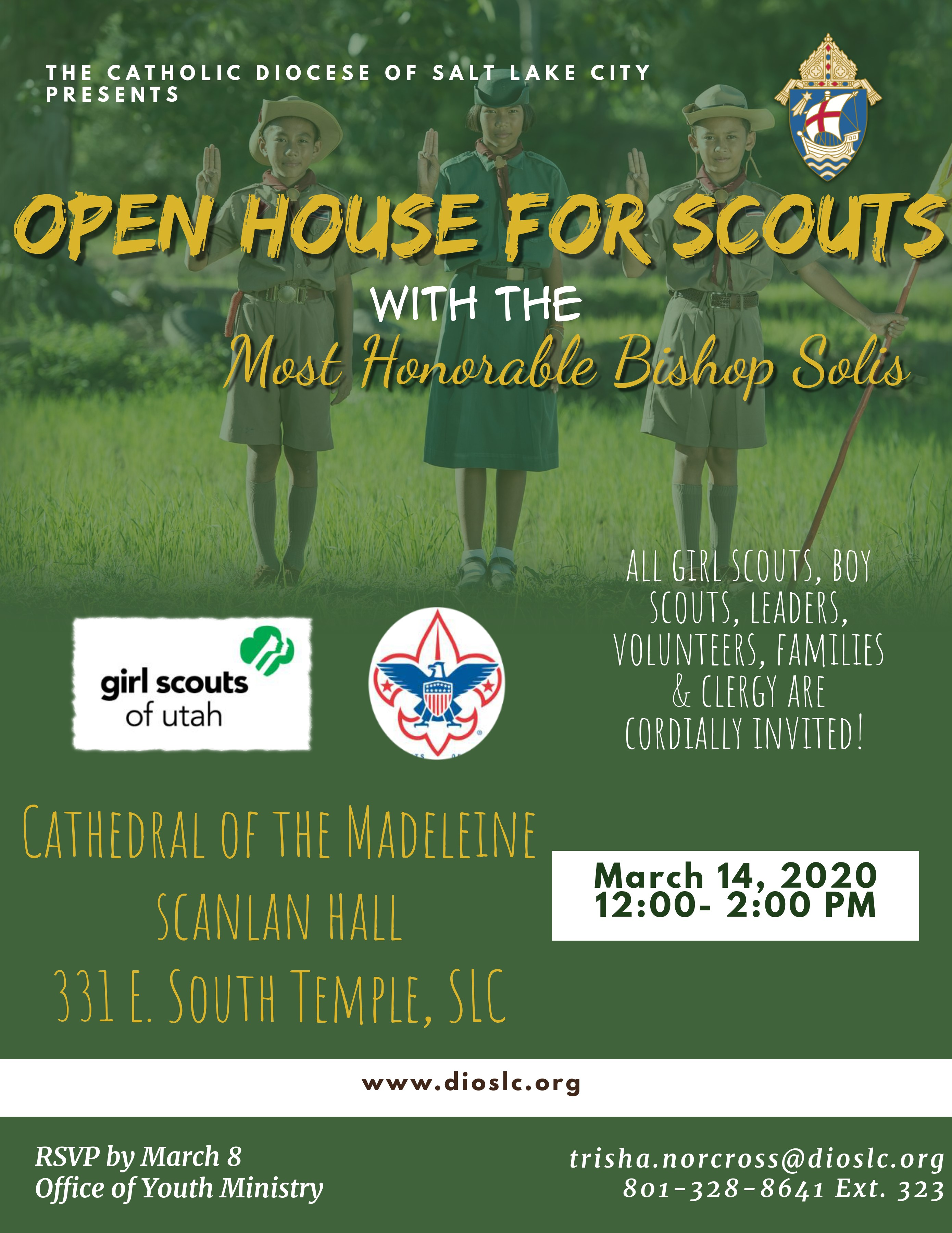Scouts Open House REV